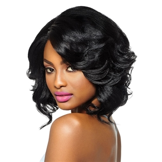 outre synthetic swiss x lace front wig keri
