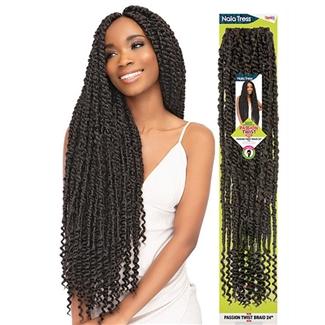Janet Collection Nala Tress Crochet Braid Passion Twist